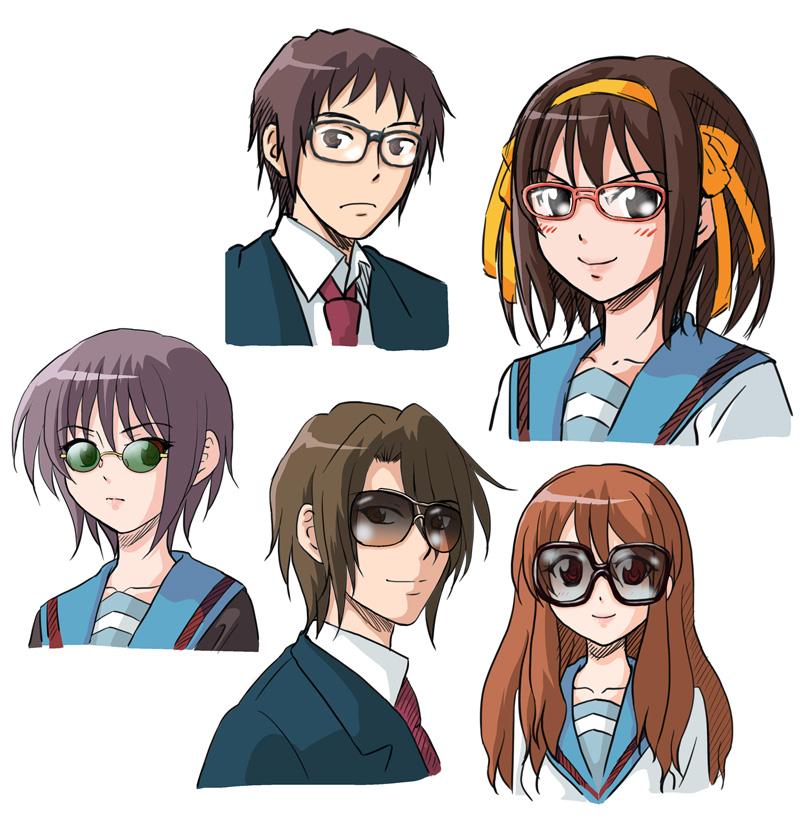 眼鏡SOS団